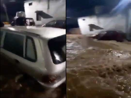 Rain Hyderabad