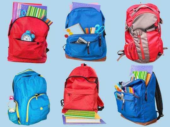 Luggage And Bags : Amazon की बंपर सेल से खरीदें मजबूत और स्टाइलिश School Backpacks