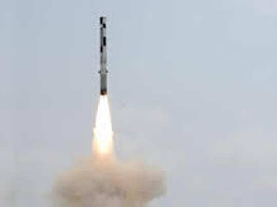 BrahMos supersonic cruise missile successfully testfired
