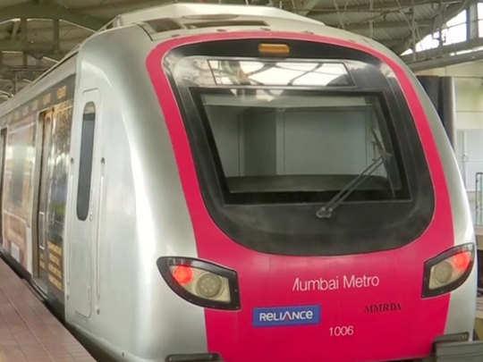 mumbai metro to resume operations after months of lockdown preparations underway
