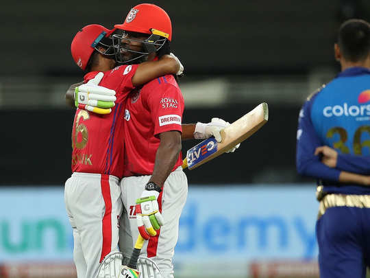 ipl 2020 kings xi punjab beat mumbai indians in super over see match turning points
