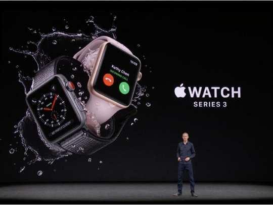 Apple Watch Series 3 On Amazon Sale