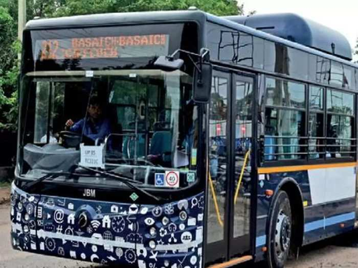 gurgaon-city-bus