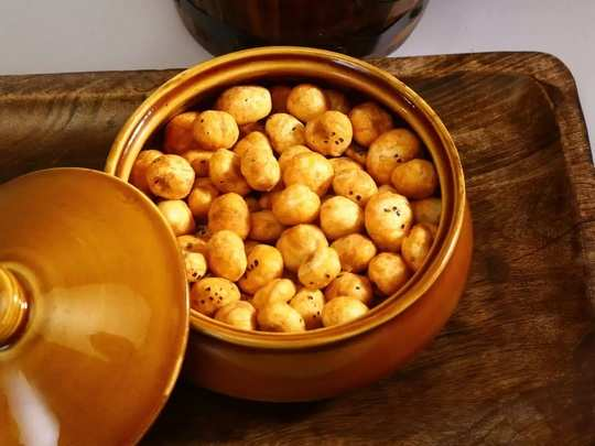 benefit of eating makhana or health benefits of eating fox nuts or makhana in navratri fasting in marathi