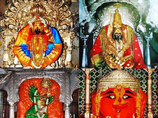 shardiya navratri 2020 know about significance of sadetin shakti peeth of goddess shakti in maharashtra