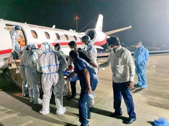 झारखंड के शिक्षामंत्री जगरनाथ महतो की हालत गंभीर, एयर एंबुलेंस से चेन्नई शिफ्ट