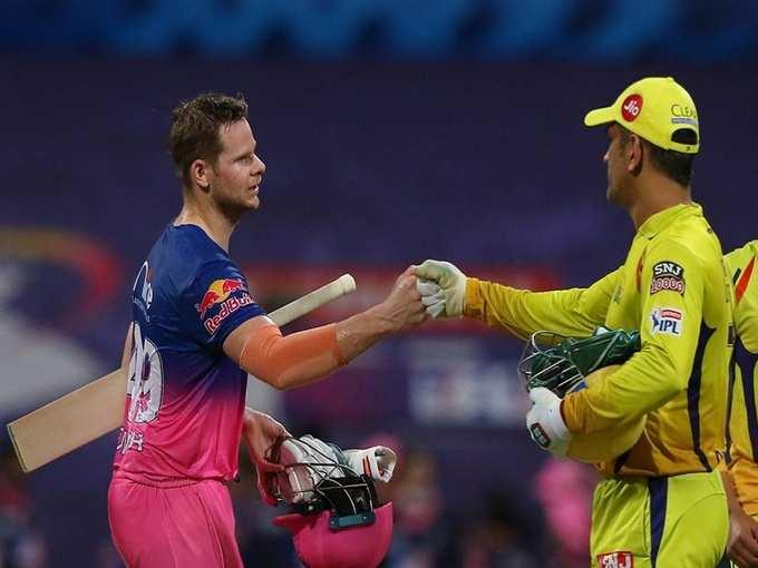 राजस्थान रॉयल्स की शानदार जीत
