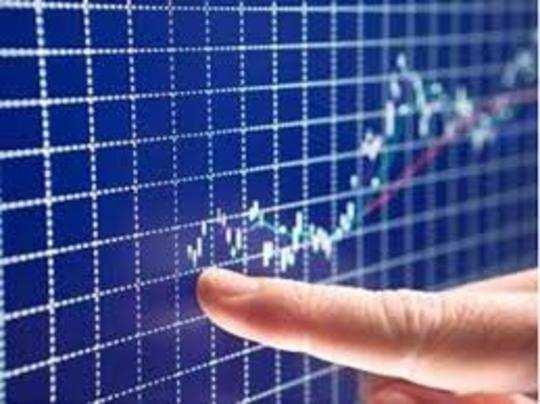 सोमवार को देश के शेयर बाजारों में तेजी का रुख रहा।