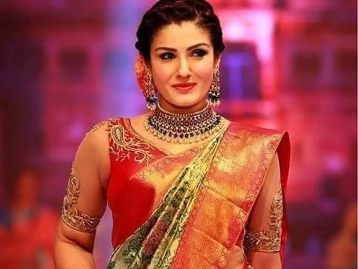 how to take care of your skin during winter raveena tandon shares beauty care tips video in marathi