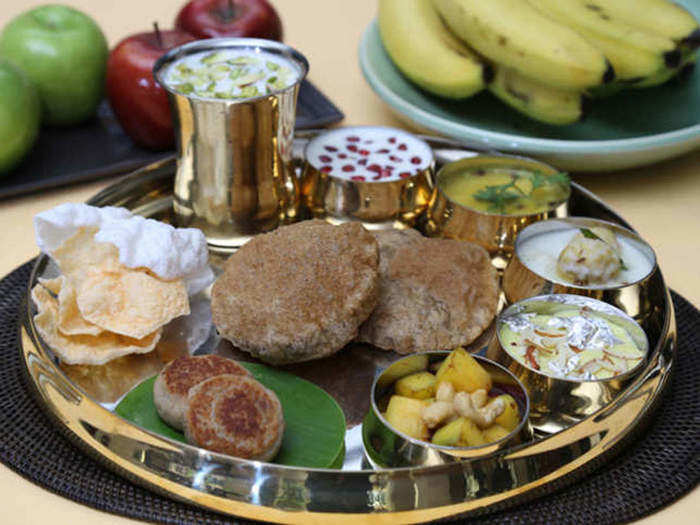 tips for weight loss or reduce belly fat during navartari fasting in marathi