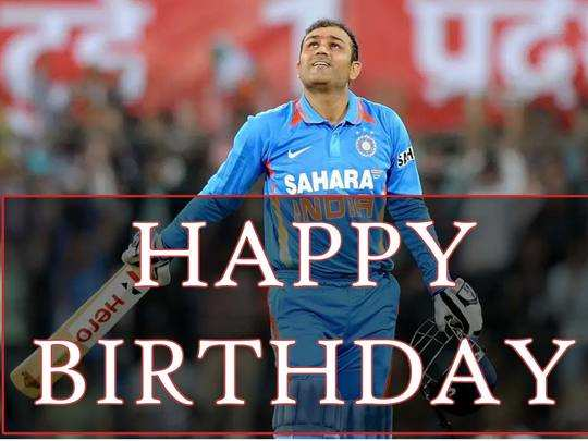 virender sehwag birthday legends wishes him on the occasion
