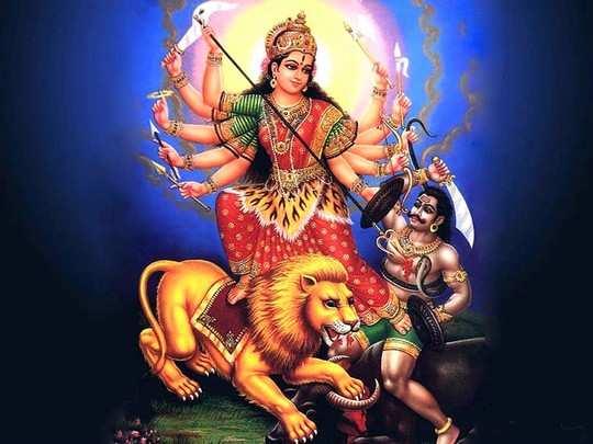 shardiya navratri 2020 know about do durga saptashati read like this and get the whole virtue during navratri