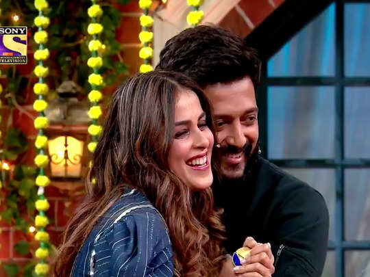 kapil sharma asks genelia dsouza if ritiesh deshmukh took pheras or an oath in marriage and the actor reply left everyone in splits