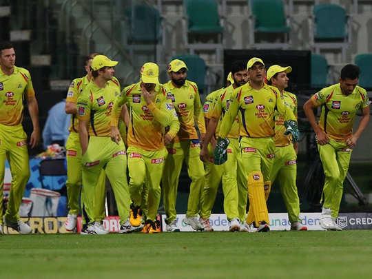चेन्नईचे खेळाडू (फोटो-आयपीएल)