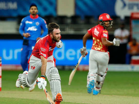 ipl 2020 kings xi punjab vs delhi capitals match turning points