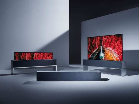 LG Signature OLED TV R sale starts 2