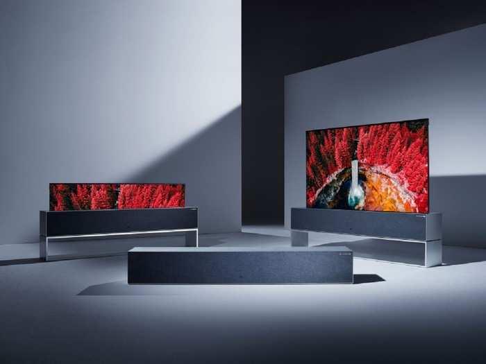 LG Signature OLED TV R sale starts 2