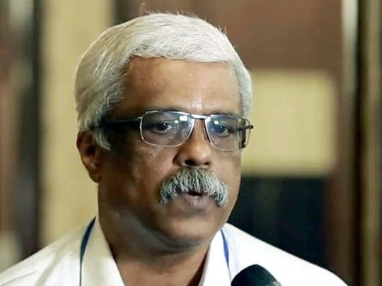 IAS अधिकारी एम. शिवशंकर (फाइल फोटो)