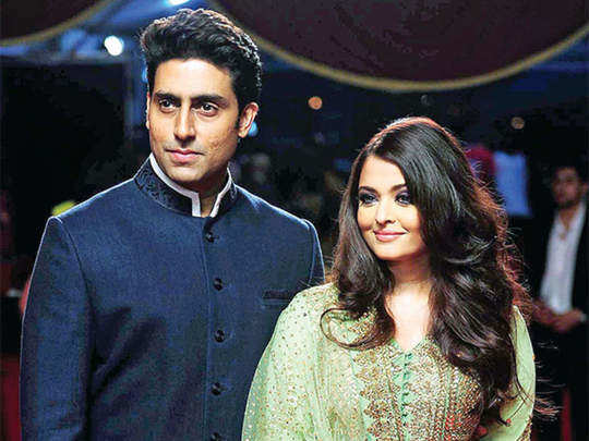 why aishwarya rai bachchan and abhishek bachchan wedding anniversary did spoil in marathi