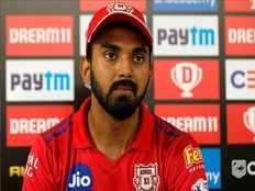 kl rahul says kings xi punjab have to correct an area