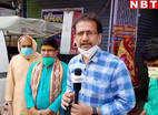 चंदन-तिलक लगाकर बिहार चुनाव प्रचार में तेज प्रताप यादव के साथ घूमने वाले यह शख्स कौन हैं?