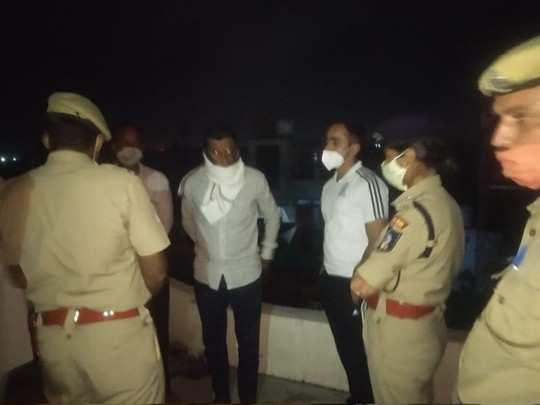 Alwar : shocking ! दिवाली के लिए हैवी पटाखा बनाने की कर रहे थे कोशिश, विस्फोट हुआ तो झुलसे चार पॉलिटेक्निक छात्र