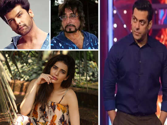 bigg boss contestants who have fought with host superstar salman khan