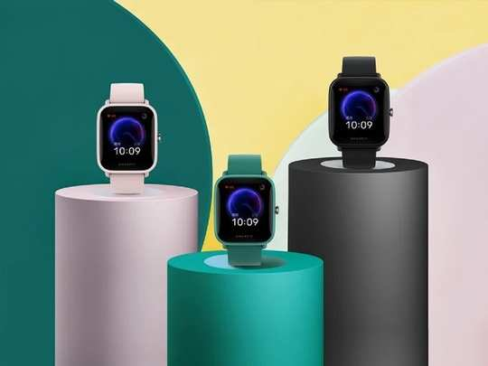 Amazfit Pop Smartwatch launched