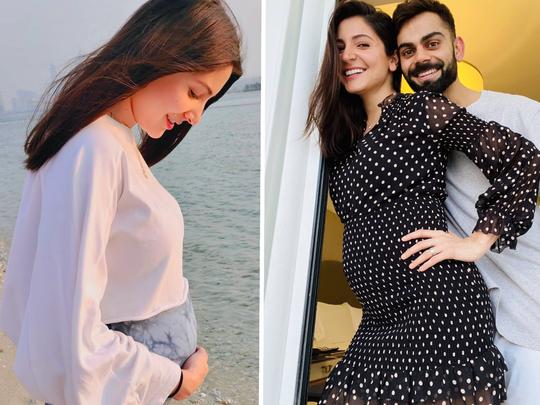 anushka sharma maternity wardrobe impressed everyone