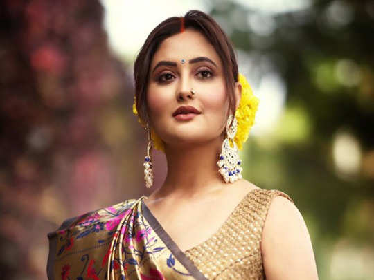 rashami desai looks beautiful in bridal looks her latest up ki beauty style too is gaining fans praise