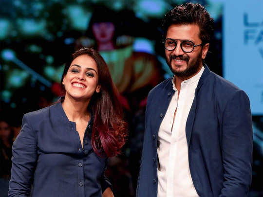 riteish deshmukh talks about his male ego getting hurt after being called genelia dsouza husband know why it could be a problem for couple