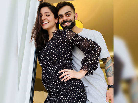 learn from virat kohli how to support your pregnant wife in hindi
