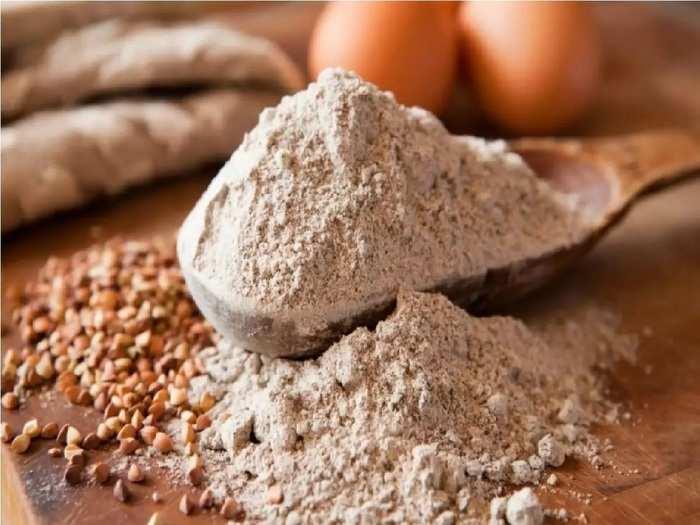 buckwheat flour or kuttu atta benefits to pregnant women in marathi