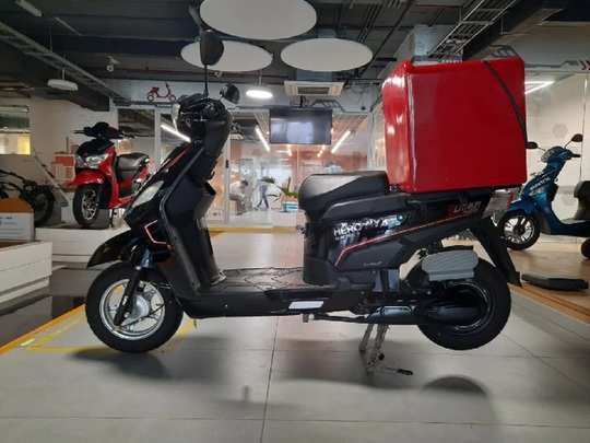 Hero Electric Scooter Nyx-HX Launched