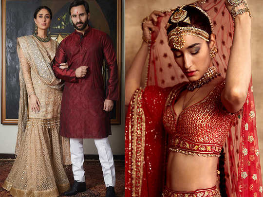 tarun tahiliani new couture collection for modern age brides and grooms even kareena aishwarya likes to wear this designer clothes