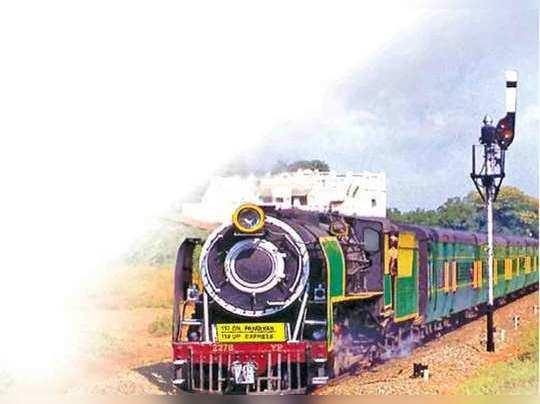 78 दिन के बोनस से रेलवे पर बढ़ा 2081.68 रुपये का बोझ (File Photo)