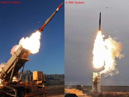 Patriot System S-400-2