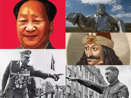 most evil dictators of the world, who crossed the limits of cruelty