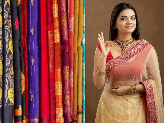 Saree For Women : फेस्टिव सीजन में पहनें यह बनारसी साड़ी, 500 रुपए से भी कम दाम में आज ही करें ऑर्डर