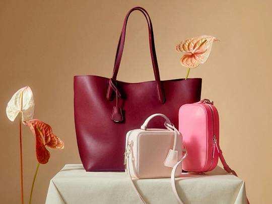 Women Handbags On Amazon : आज बजट रेंज में होगी शॉपिंग, Womens Handbag पर मिल रही भारी छूट