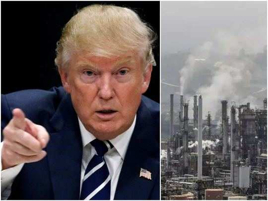 donald trump should see co2 emissions data from usa before blaming india