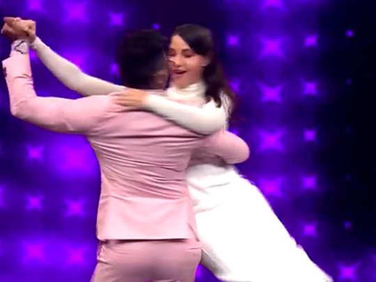 Nora Fatehi back on Indias Best Dancer