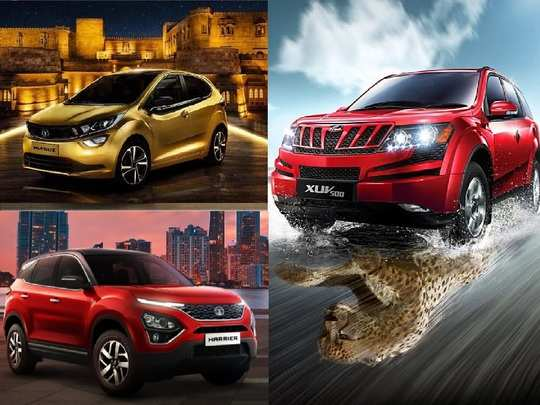 Mahindra And Tata Motors Diwali Offers Discount