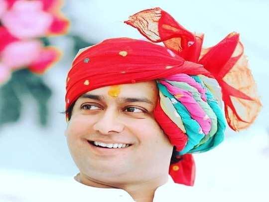 Congress leader digvijay singhs son jaivardhan singh