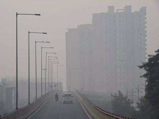 delhi faces worst air pollution in 8 months people forced to stay indoors