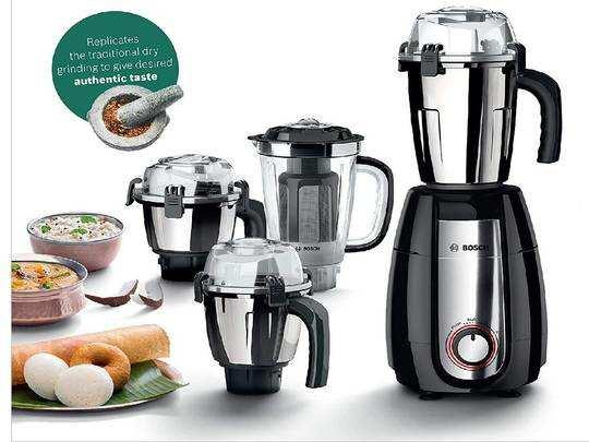 Mixer GRinder On Amazon : अब चुटकियों में तैयार होंगे मसाले, Amazon Sale 2020 में छूट पर मिल रहे हैं Mixer Grinder