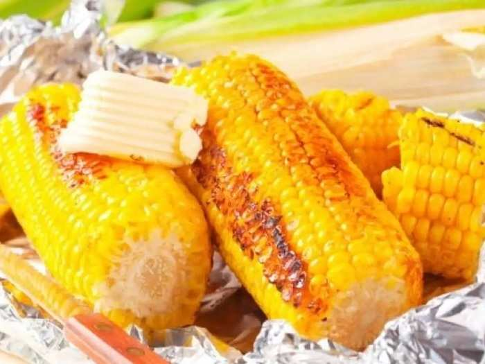benefits of eating corn popcorn or sweet corn and natural food corn how prevent cough and cold in marathi