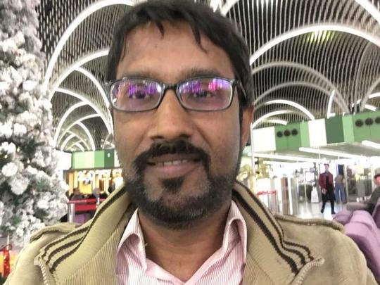 Ali Imran goes missing