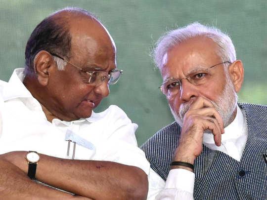 Pawar-Modi