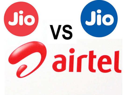 Reliance Jio vs Airtel